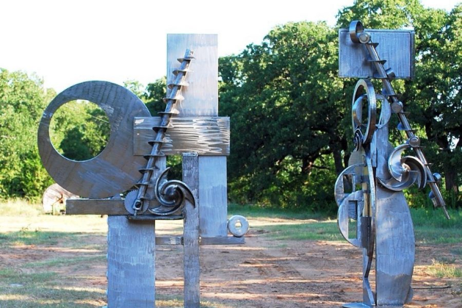 Large Sculptures